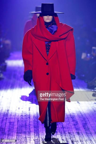 Marc Jacobs Fall Winter 2018-19 Collection.