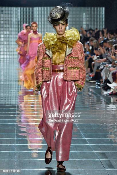 Marc Jacobs New York Spring Summer 2019 Collection