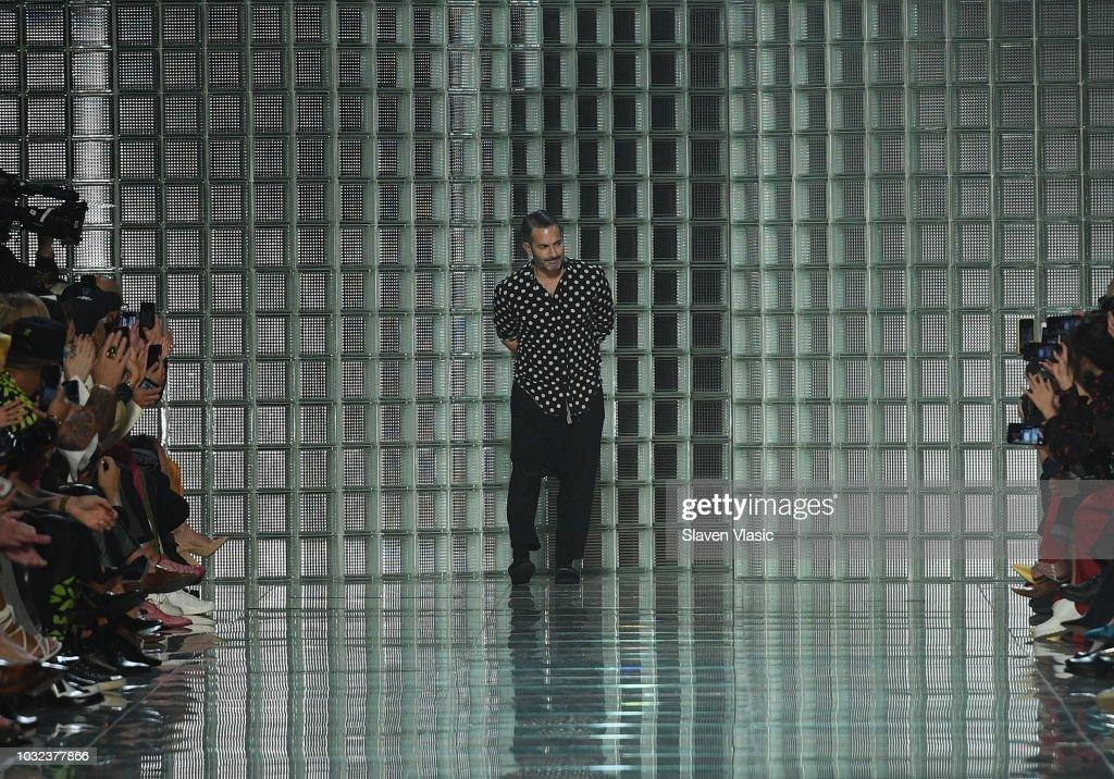 Marc Jacobs Spring 2019 Runway : News Photo
