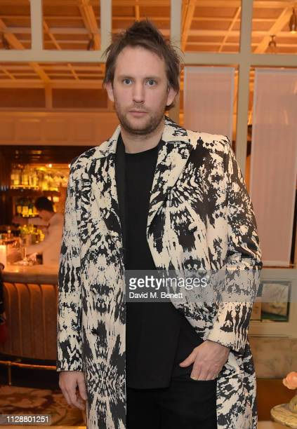 Marc Jacques Burton attends the Netflix 2019 BAFTA AWARDS After Party at Chiltern Firehouse on February 10 2019 in London England