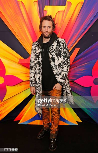 Marc JacquesBurton attends an after party celebrating the reopening of the Louis Vuitton New Bond Street Maison at Annabel's on October 23 2019 in...