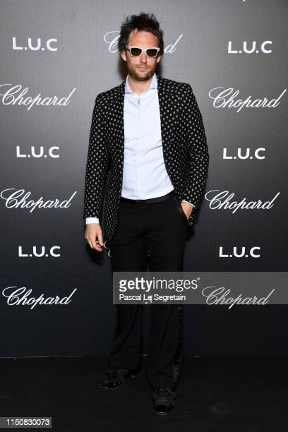 Marc JacquesBurton attends Chopard's The Gentleman's Evening At The Hotel Martinez at Hotel Martinez on May 21 2019 in Cannes France