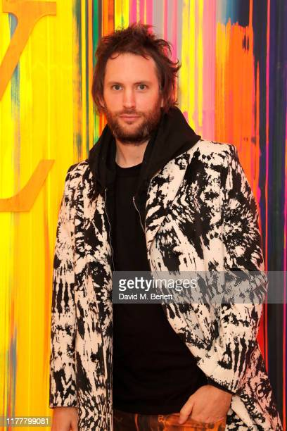 Marc JacquesBurton attends the reopening of the Louis Vuitton New Bond Street Maison on October 23 2019 in London England