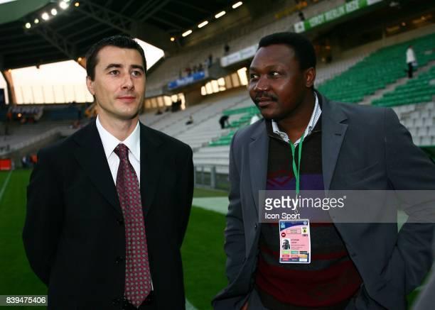Marc KELLER / Japhet N DORAM Nantes / Monaco 11eme Journee de Ligue 1