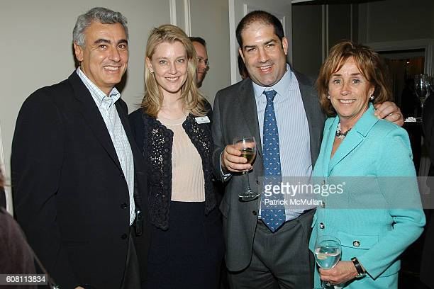 MArc Lasry Susan Harrison Edward Harrison and Valerie BidenOwens attend QUINLAN PRIVATE cocktail reception for GOVERNOR ELIOT SPITZER on behalf of...