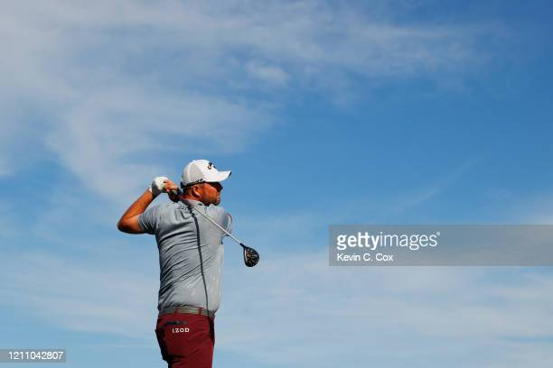 Marc Leishman of Australia 1during the third round of the Arnold Palmer Invitational Presented by MasterCard at the Bay Hill Club and Lodge on March...