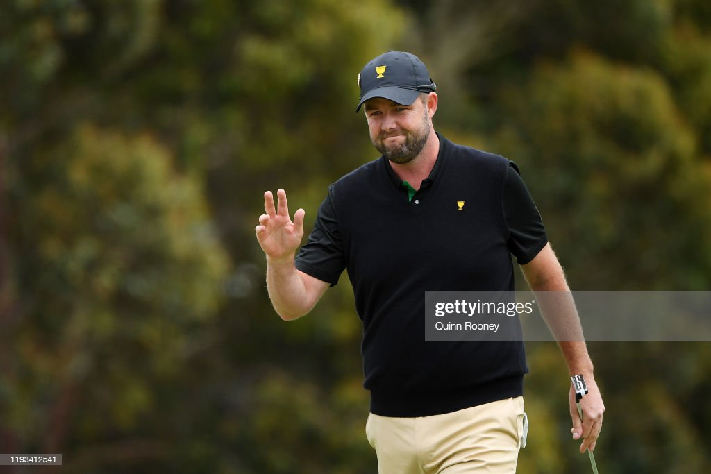 2019 Presidents Cup - Day 1 : News Photo