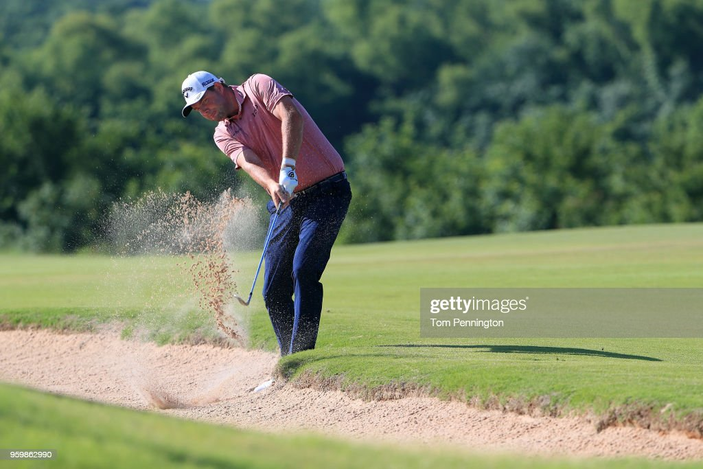 AT&T Byron Nelson - Round Two : News Photo