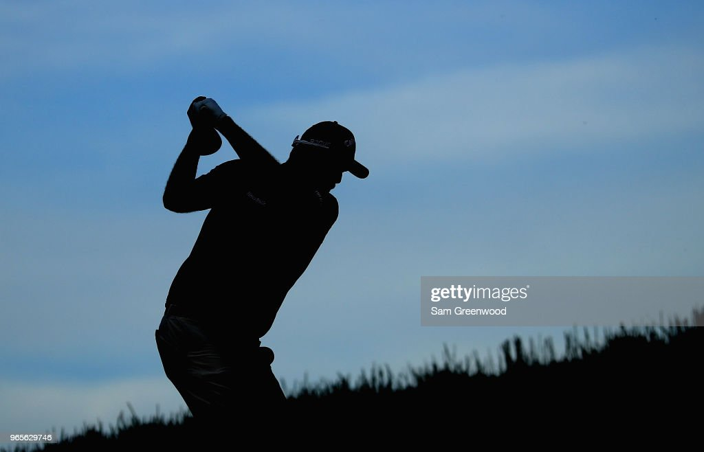 The Memorial Tournament Presented By Nationwide - Round Two : News Photo
