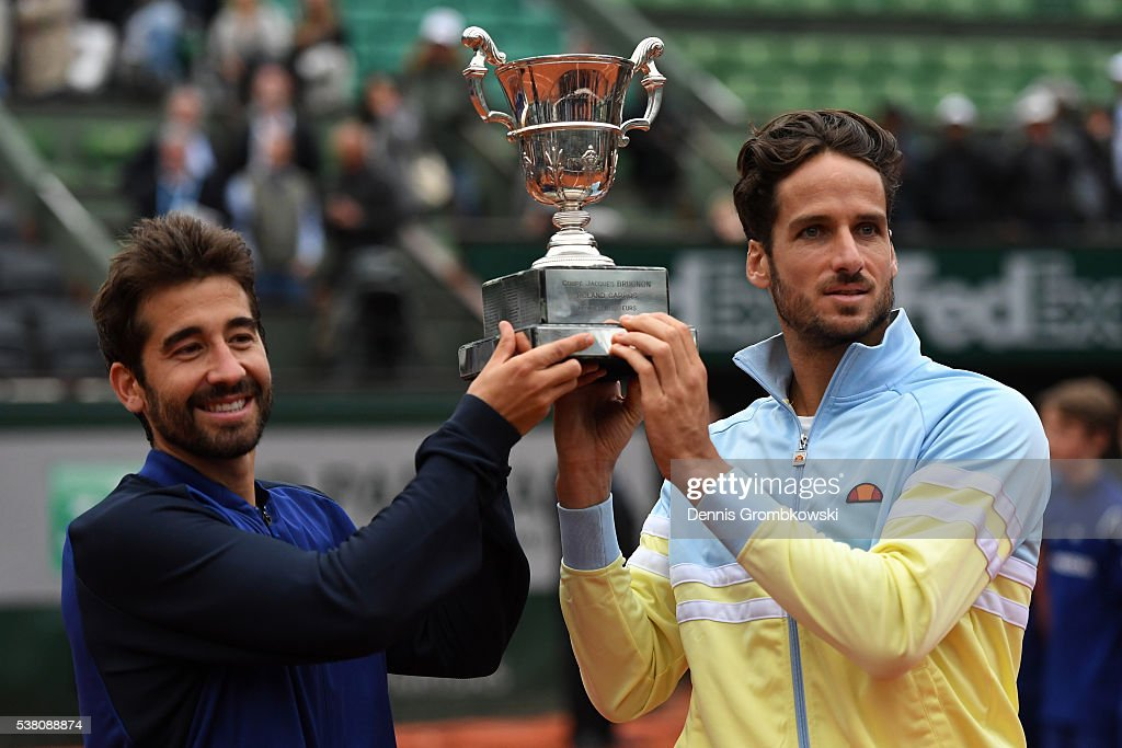 2016 French Open - Day Fourteen