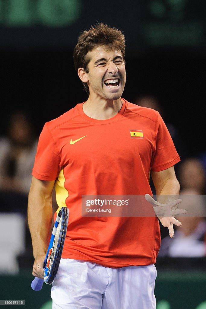 Davis Cup - Spain v Canada