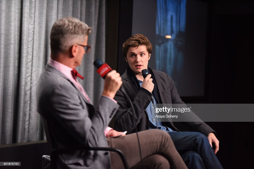 "SAG-AFTRA Foundation Conversations - Screening Of ""The Lodgers"""