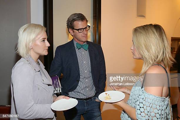 Marc Malkin attends the Nicole Richie And House Of Harlow 1960 Host Screening Of Amazon's Style Code Live at NeueHouse Hollywood on July 14 2016 in...
