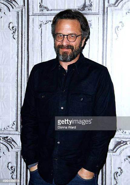 Marc Maron appears to discuss 'Marc Maron More Later' during the BUILD Series at AOL Studios In New York on December 1 2015 in New York City