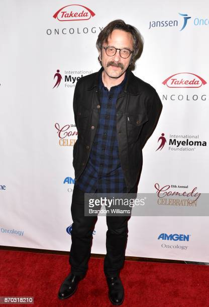 Marc Maron at the International Myeloma Foundation 11th Annual Comedy Celebration at The Wilshire Ebell Theatre on November 4 2017 in Los Angeles...
