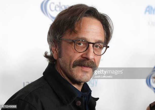 Marc Maron attends the International Myeloma Foundation 11th Annual Comedy Celebration at The Wilshire Ebell Theatre on November 4 2017 in Los...