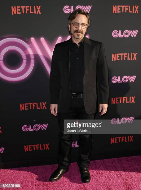Marc Maron attends the premiere of 'GLOW' at The Cinerama Dome on June 21 2017 in Los Angeles California