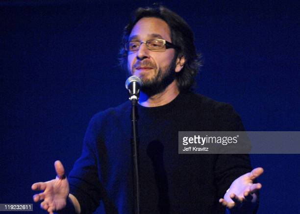 Marc Maron during HBO's 13th Annual US Comedy Arts Festival The Moth On Thin Ice at Wheeler Opera House in Aspen Colorado United States