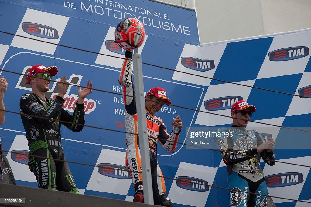 San Marino MotoGP : News Photo
