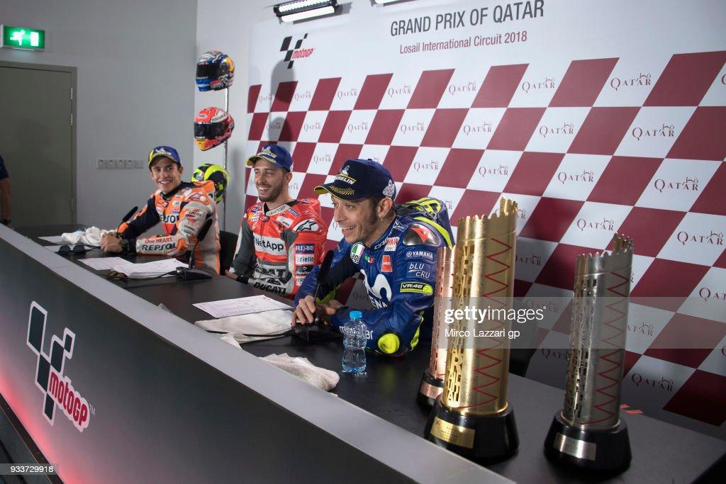 MotoGP of Qatar - Race : Fotografía de noticias