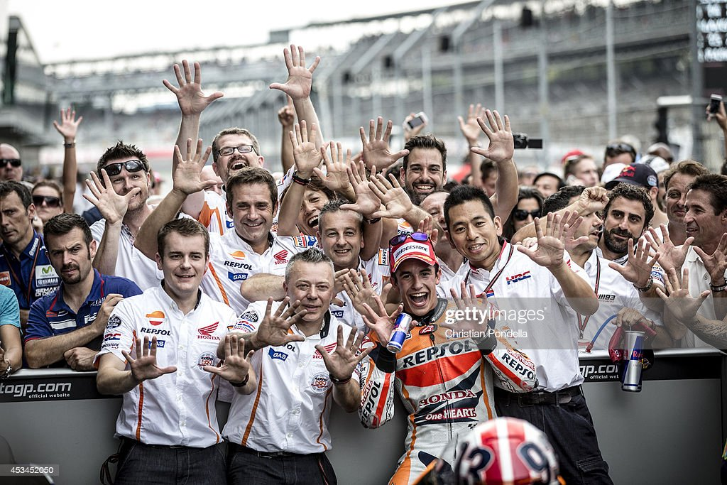 MotoGp Red Bull U.S. Indianapolis Grand Prix - Race : News Photo