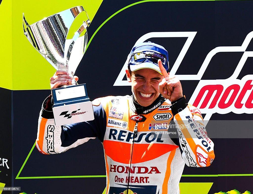 MotoGp of Catalunya - Race