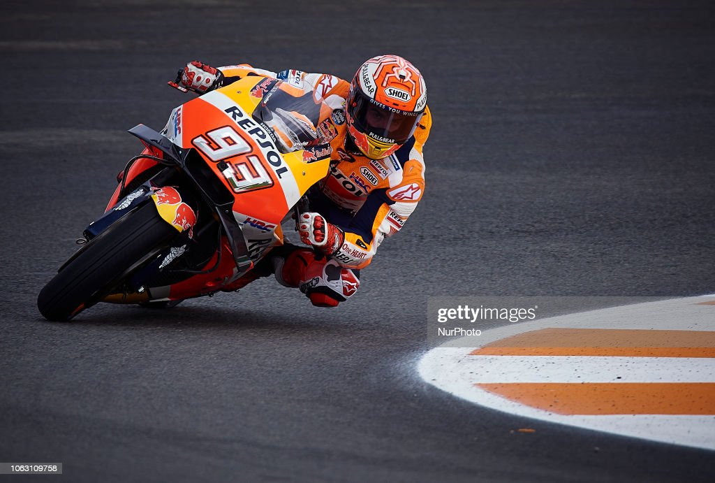 MotoGP Of Valencia - Qualifying : News Photo
