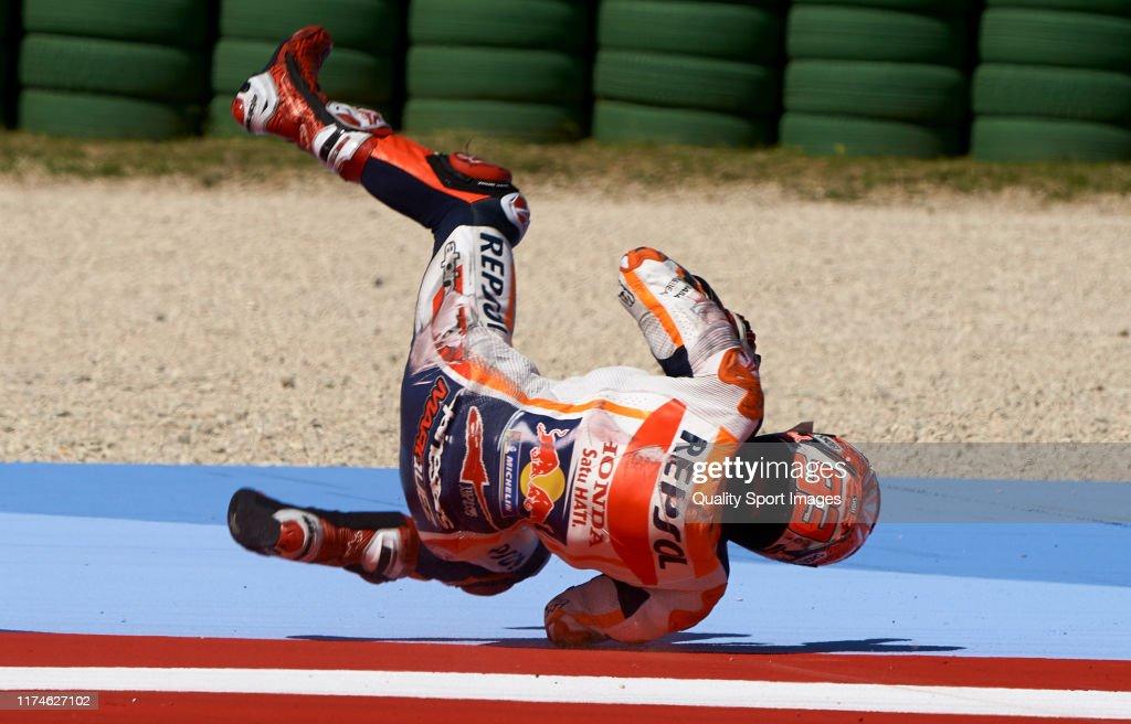 MotoGp of San Marino - Qualifying : Photo d'actualité