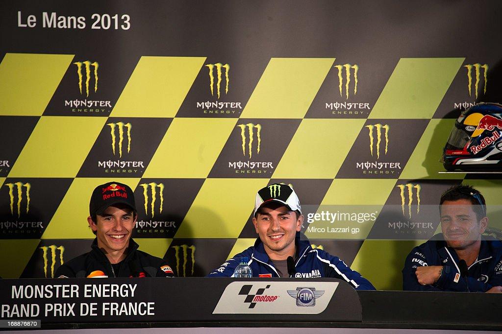 MotoGp Of France - Previews