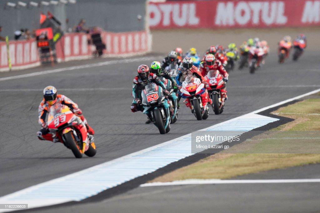 MotoGP of Japan - Race : Photo d'actualité