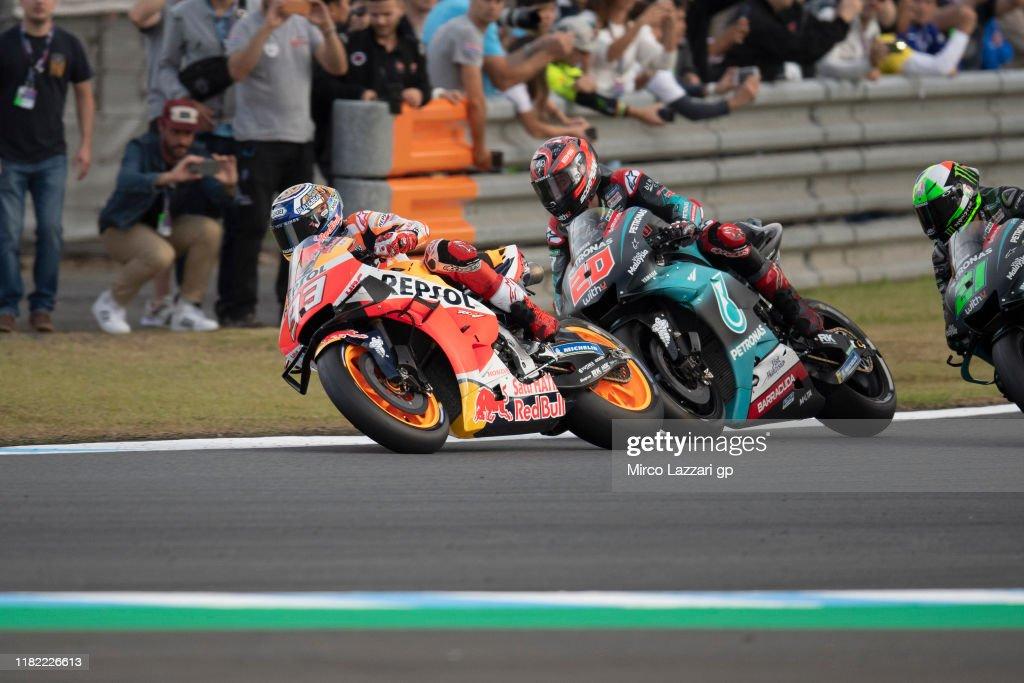 MotoGP of Japan - Race : News Photo