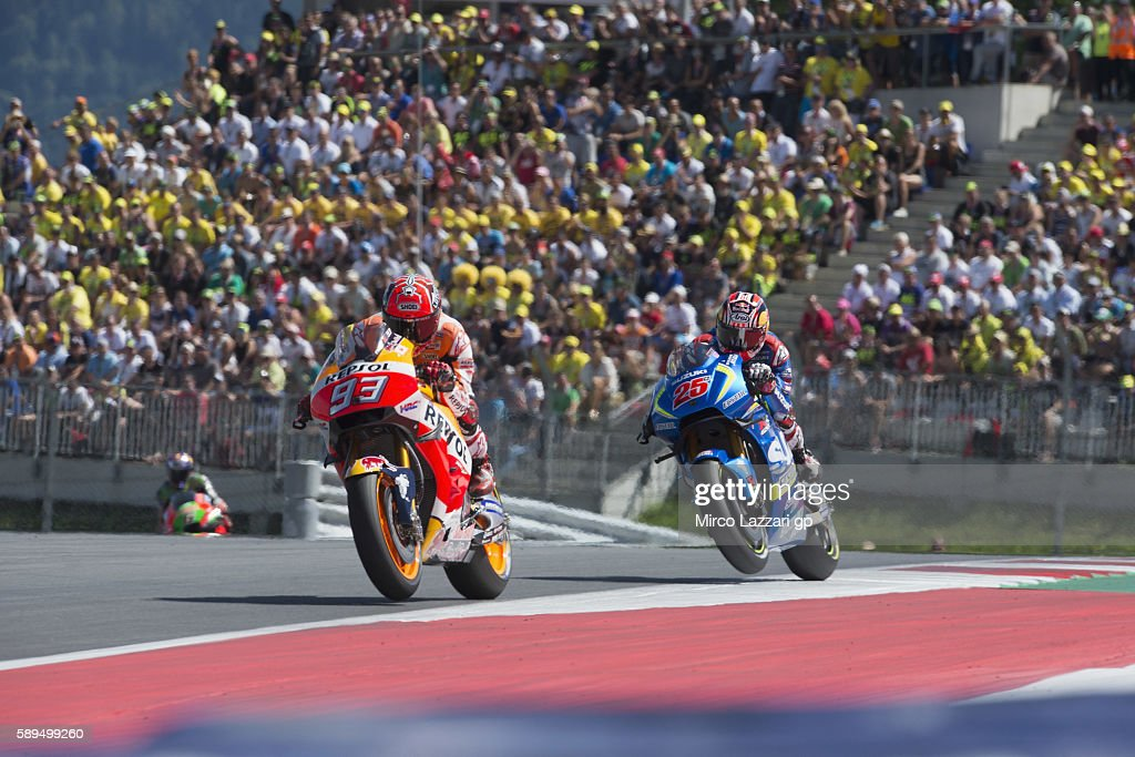 MotoGp of Austria - Race : News Photo