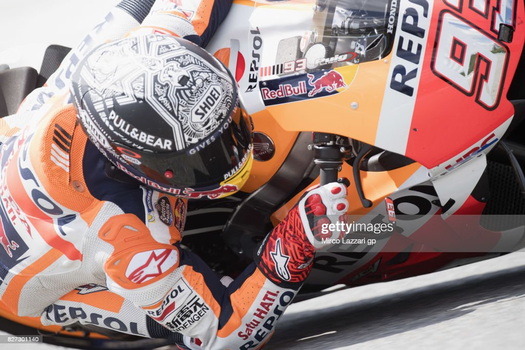 MotoGp Tests In Brno : News Photo