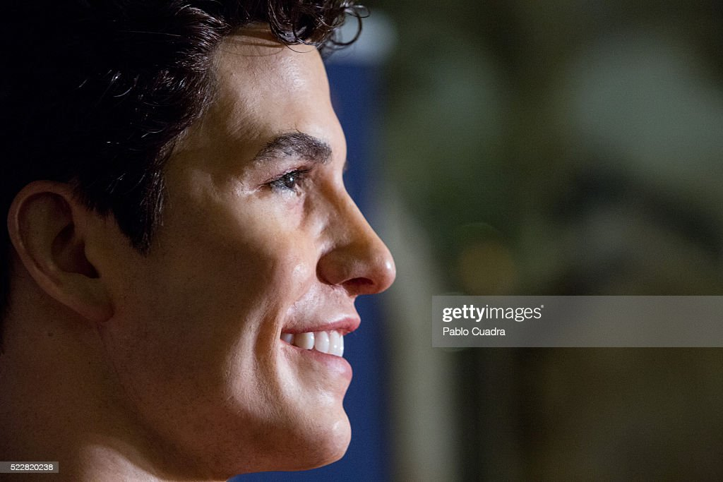 Marc Marquez's Wax figure at Wax Museum on April 21, 2016 in Madrid, Spain.