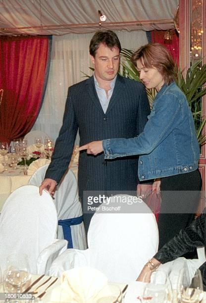 Marc Marshall Ehefrau Annette Nachfeier zum 40 Hochzeitstag von T o n y M a r s h a l l Hotel 'Dollenberg' in Bad Griesbach / Schwarzwald