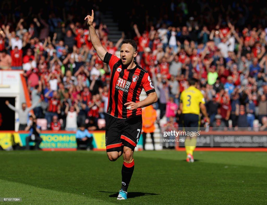 AFC Bournemouth v Middlesbrough - Premier League : News Photo