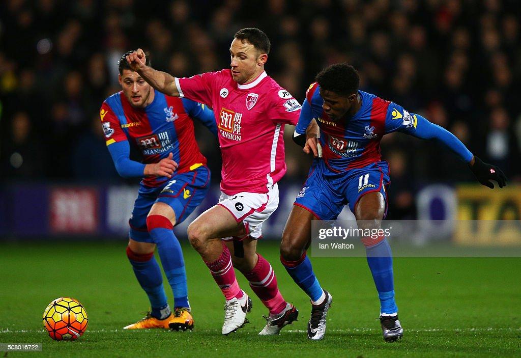 Crystal Palace v A.F.C. Bournemouth - Premier League