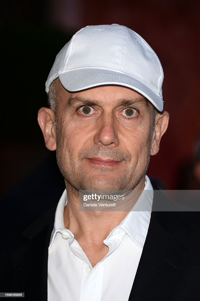 Marc Quinn attends the Dinner At 'Fondazione Cini, Isola Di San Giorgio' during the 2013 Venice Biennale on May 29, 2013 in Venice, Italy.