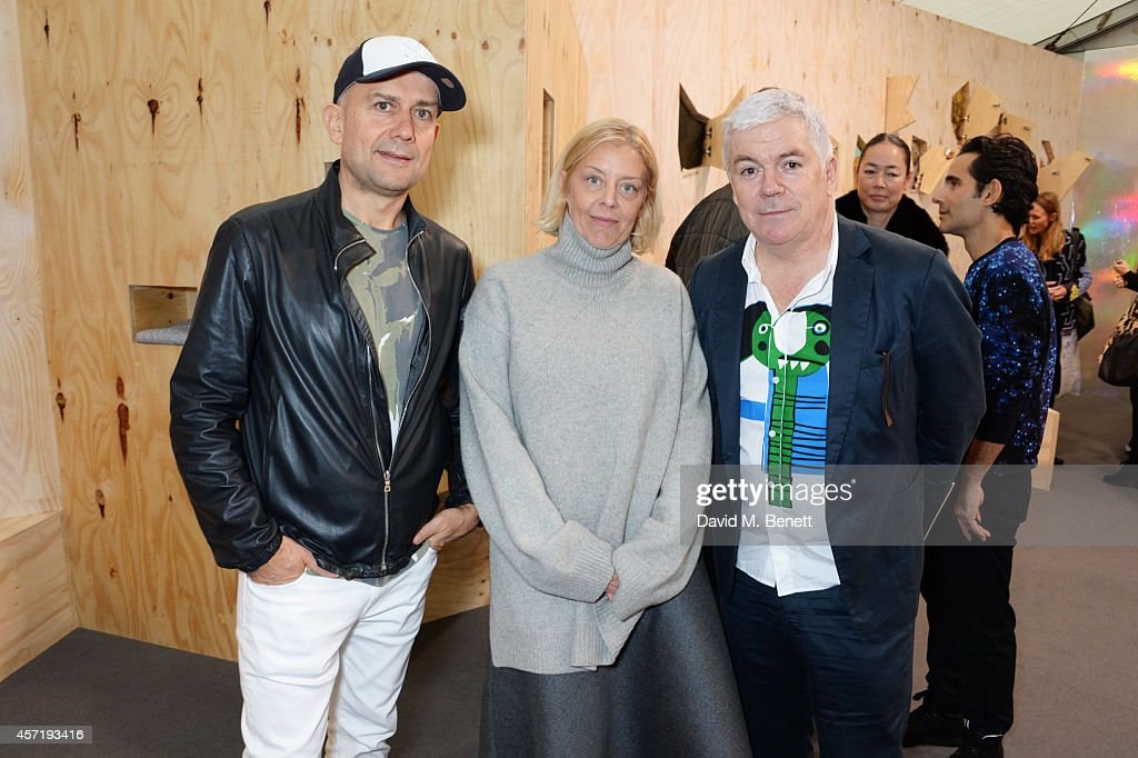 Launch Of The Gap Lounge At Frieze London