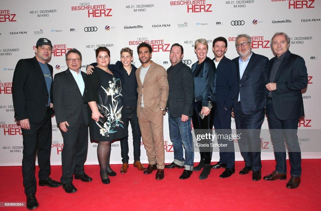 'Dieses bescheuerte Herz' Premiere In Munich : News Photo