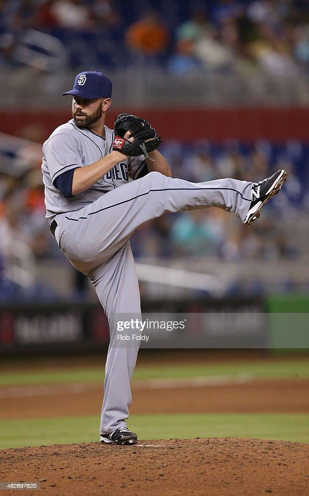 San Diego Padres v Miami Marlins : News Photo