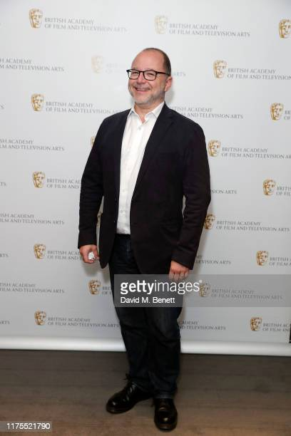 Marc Samuelson attends the BAFTA Breakthrough Brits Jury Day at Bulgari Hotel on September 18 2019 in London England