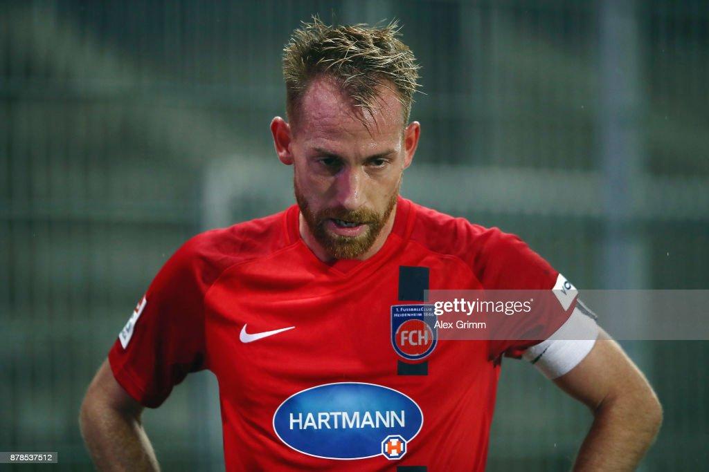 SV Sandhausen v 1. FC Heidenheim 1846 - Second Bundesliga : News Photo