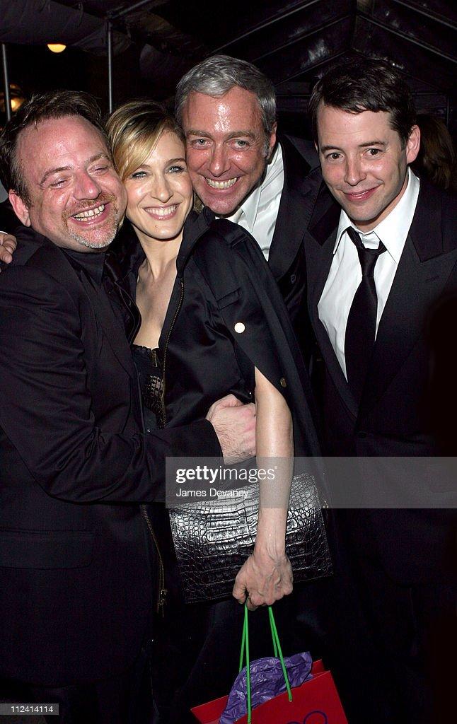 """2003 Tony Awards - Matrix Hosts """"Hairspray"""" After Party"""