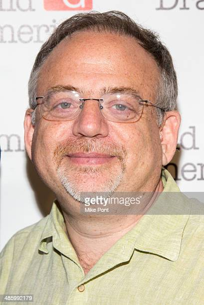 Marc Shaiman attends the 2014 AntiPiracy Awareness event at The Dramatists Guild of America on April 21 2014 in New York City