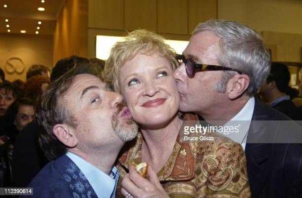 Marc Shaiman Christine Ebersole and Scott Wittman