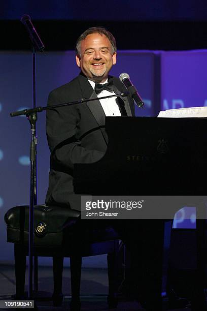 Marc Shaiman during 2007 ASCAP Film Television Music Awards at Kodak Theater in Los Angeles California United States