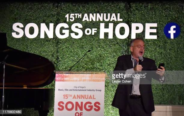 Marc Shaiman performs onstage during City of Hope 15th Annual Songs of Hope on September 19 2019 in Sherman Oaks California
