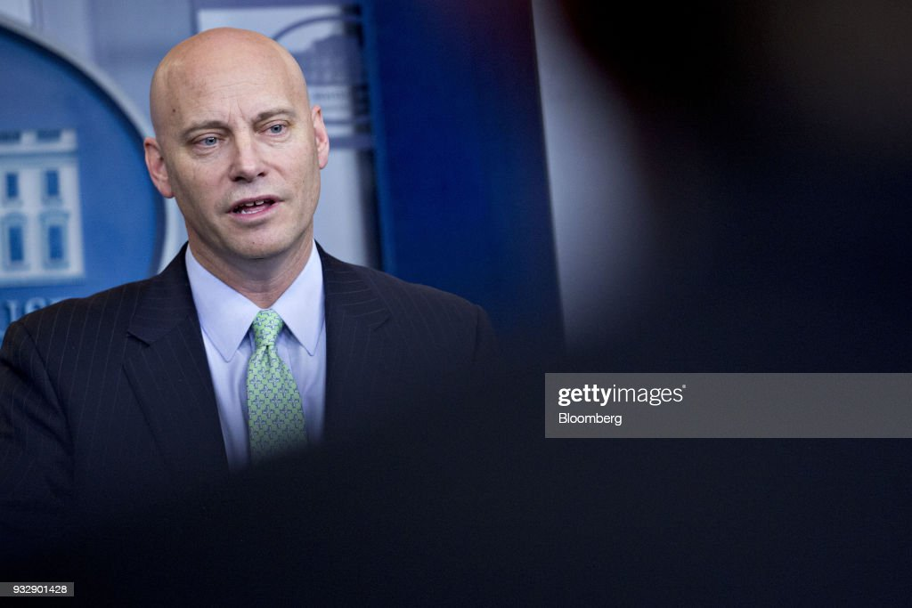White House Press Briefing With Director Of Leglislative Affairs Marc Short