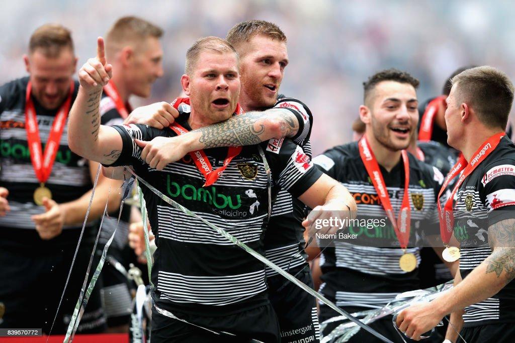 Hull FC v Wigan Warriors - Ladbrokes Challenge Cup : News Photo